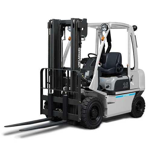 the DX counterbalance truck