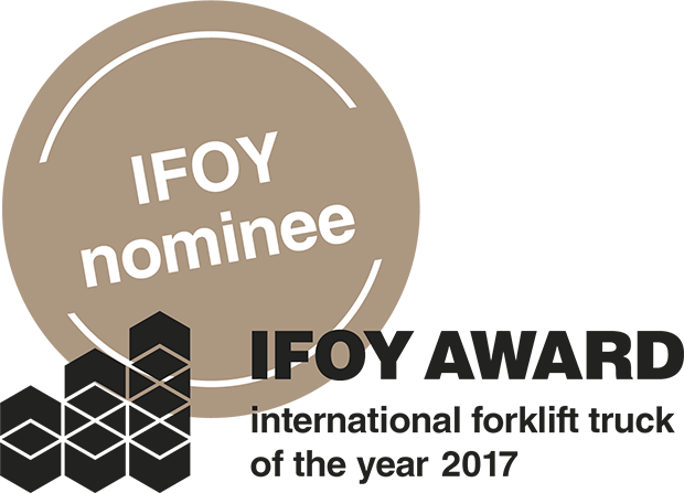 The EPH has been nominated for Warehouse Truck of the Year in the IFOY awards