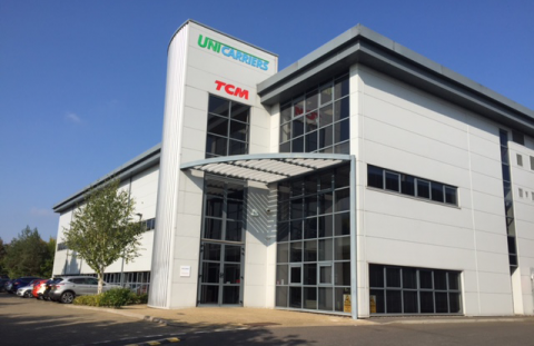 UniCarriers UK office, Thame, Oxfordshire