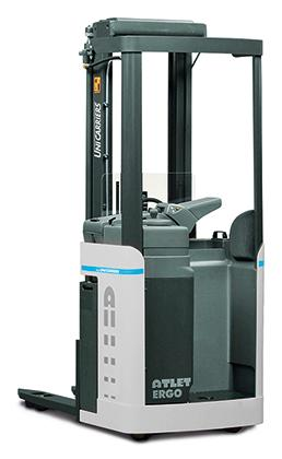 The Ergo A stacker
