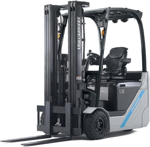 The UniCarriers TX counterbalance truck