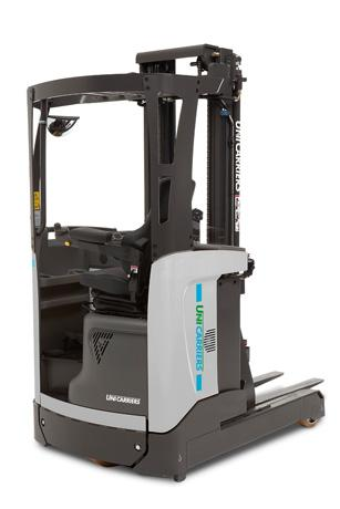 The Tergo ULS reach truck