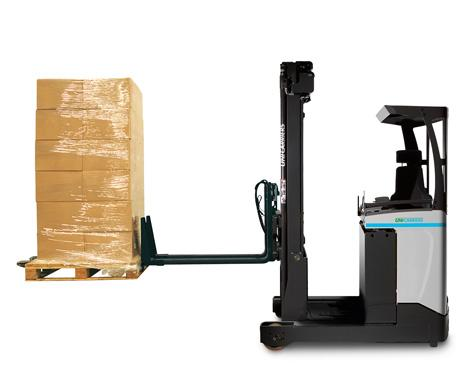 The TERGO UMS-TF reach truck