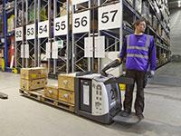 The UniCarriers PLP pallet truck
