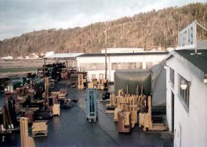 Kållered factory