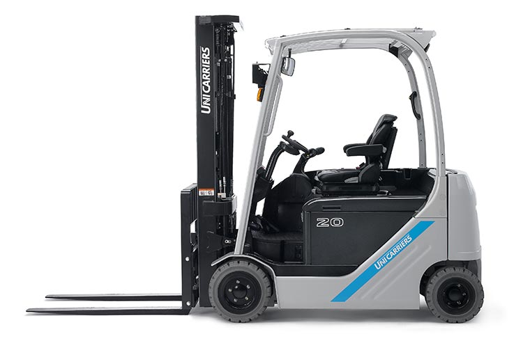 The UniCarriers TX4 counterbalance